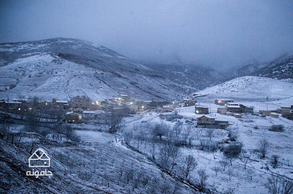 روستای مالخواست مازندران