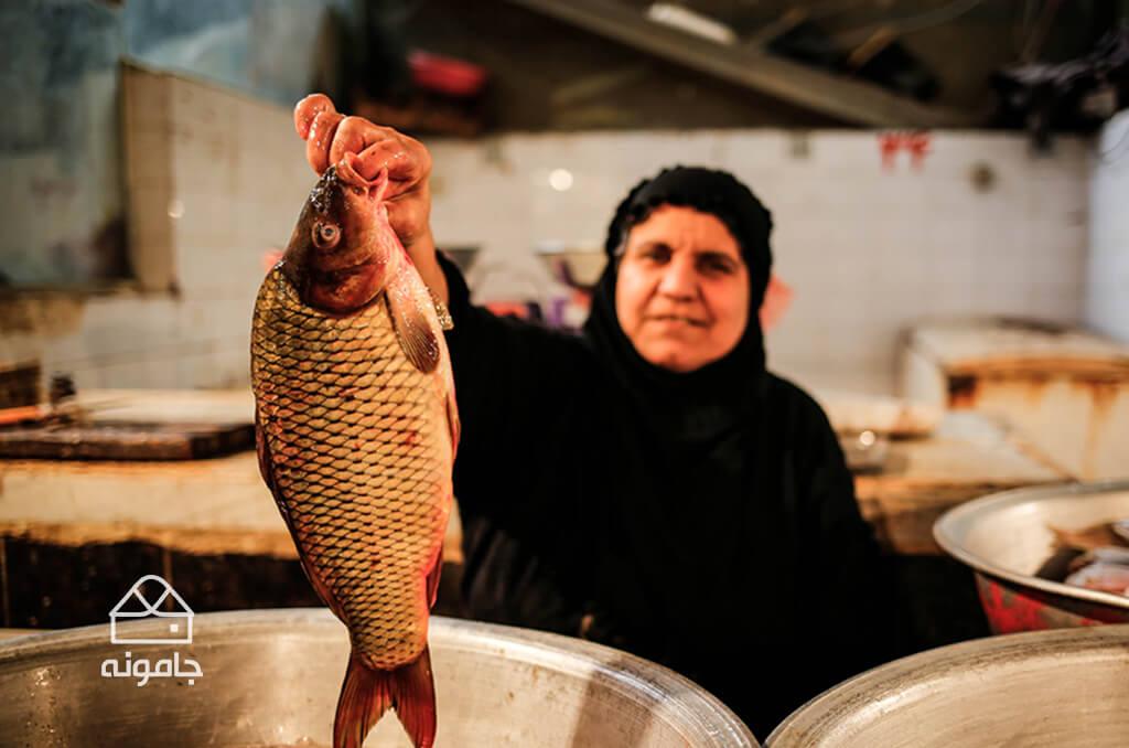 جاذبه های گردشگری خوزستان در زمستان