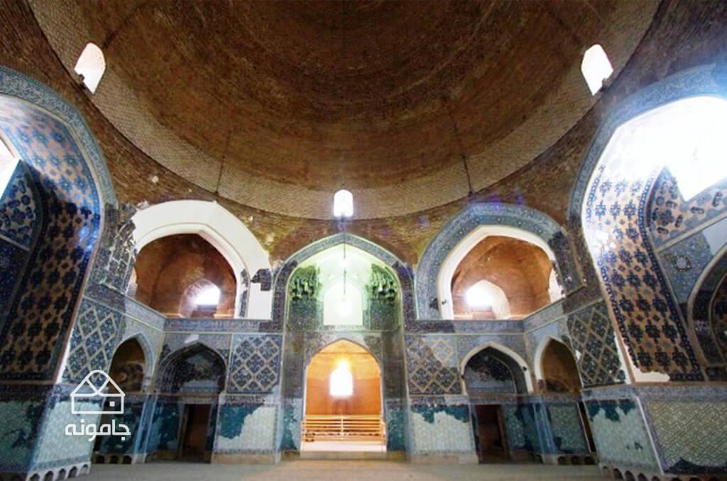 مسجد کبودتبریز