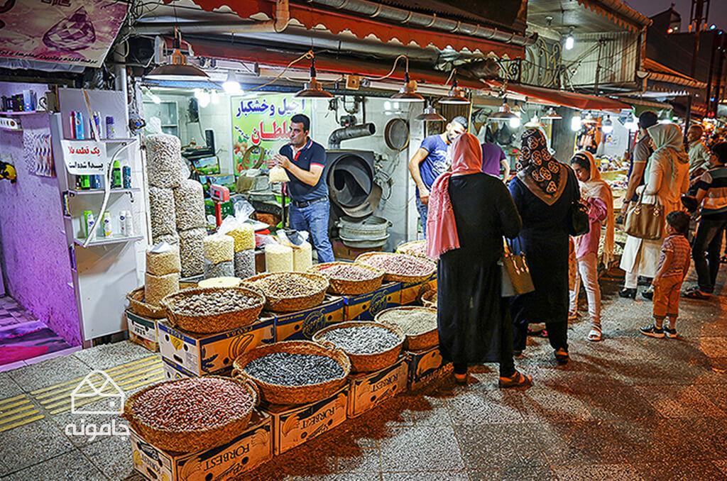 بازارهای هفتگی آستانه اشرفیه