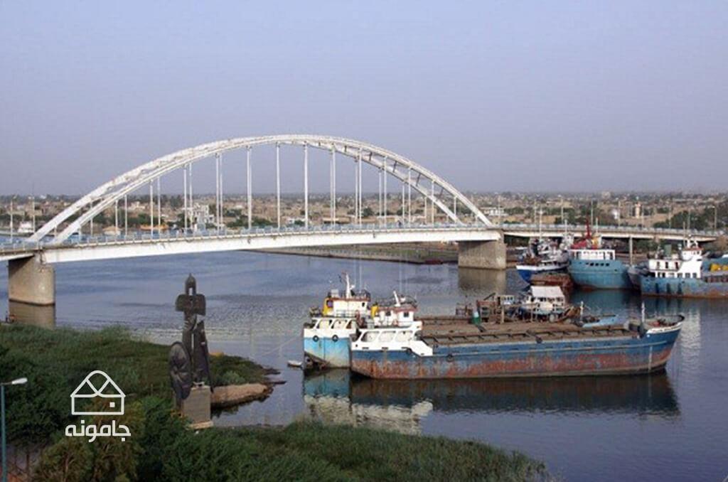 طولانی ترین رود ایران