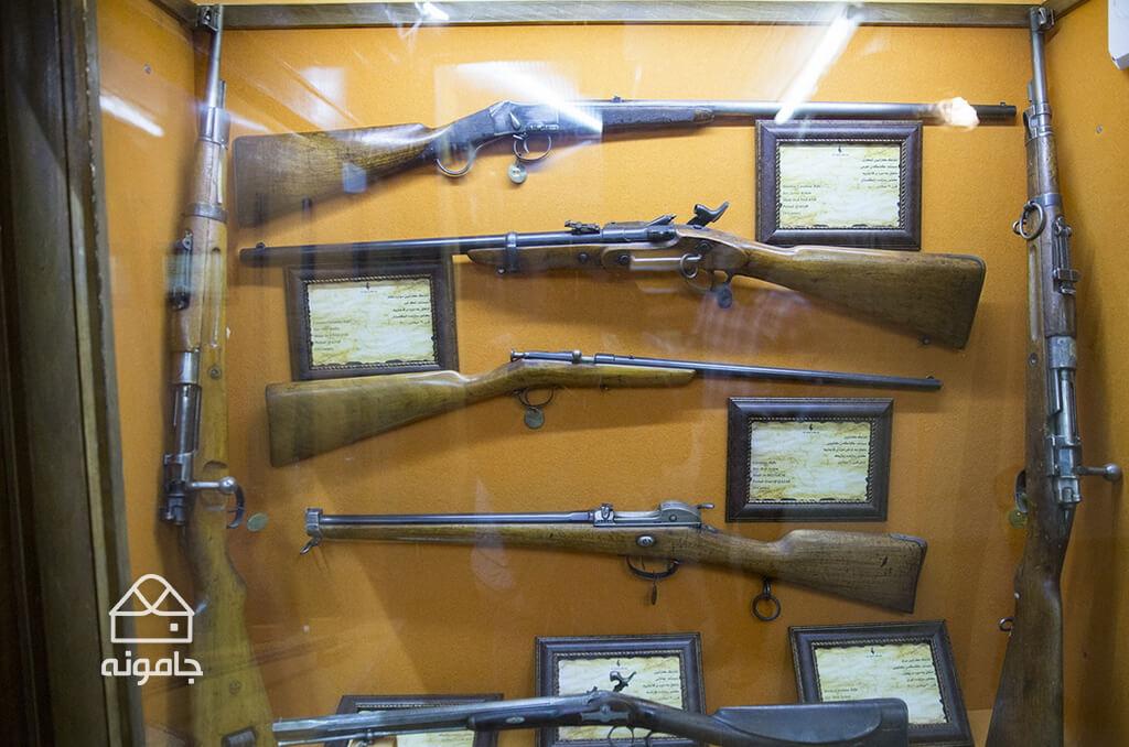 موزه مشروطه جونقان