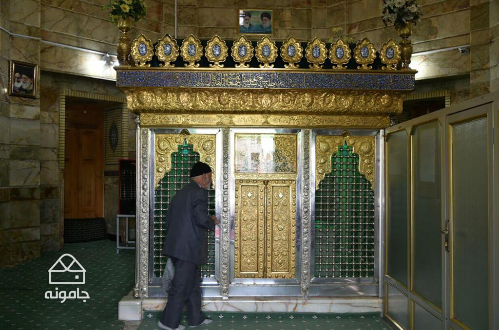 آستان مقدس امامزاده شاه ابراهیم (علیه السلام)