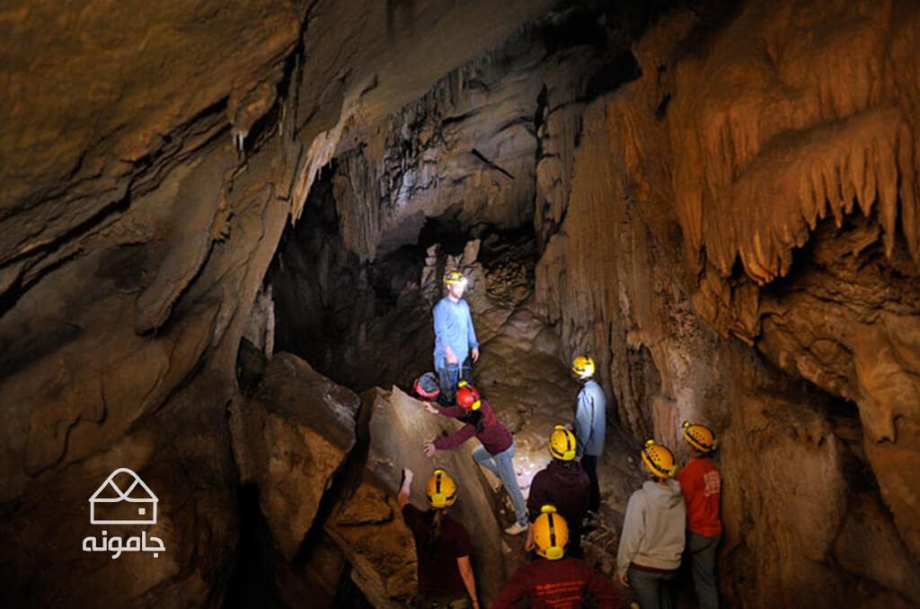 غار بورنیک