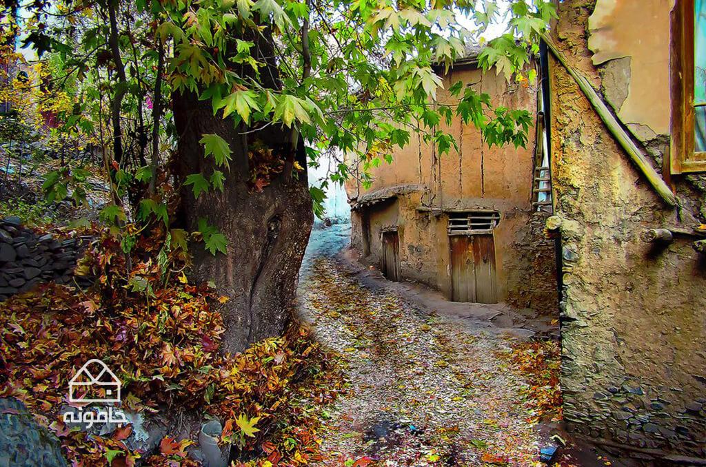 روستای ییلاقی زشک