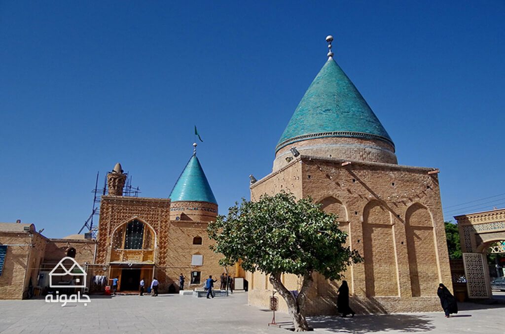عارفان استان سمنان و آرامگاه آنها
