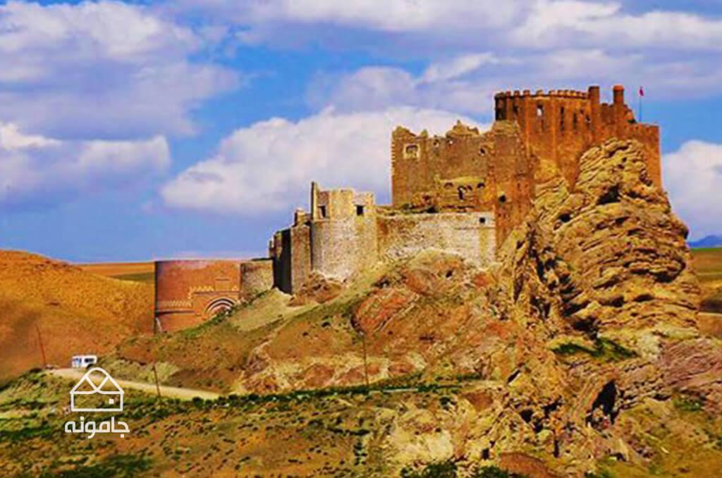 جاذبه های گردشگری قزوین