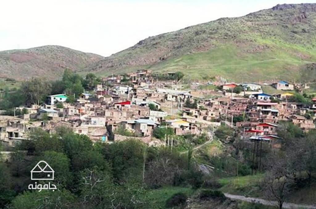 روستای پلکانی توداران