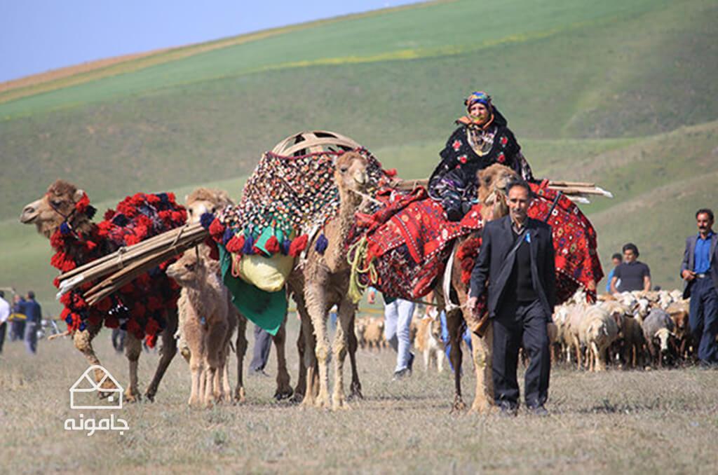 دیدنی های استان خراسان شمالی