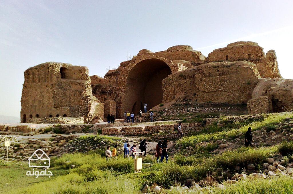 جاهای دیدنی فارس در زمستان