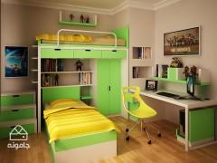 منزل زیباتر با راهکارهای ساده؛ اتاق نوجوانان