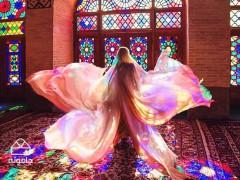 معماری ایرانی، هنری آمیخته با عشق