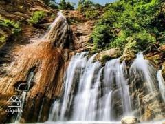 تماشای فرود آب، راهنمای سفر به آبشار نوژیان