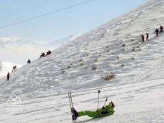 دیدنی های تبریز؛ برف، پیست و تفریح