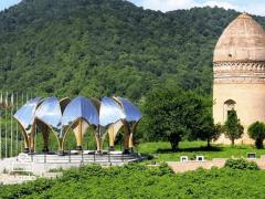 آرامگاه آرام دشت، راهنمای بازدید از برج تاریخی لاجیم در سوادکوه