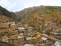 پله پله زندگی، راهنمای روستاگردی در روستای پالنگان کردستان