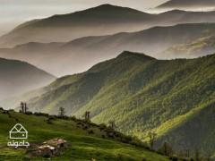 توسكستان زیبااز شاهرود تا گرگان