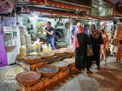 گشت و گذار در بازارهای هفتگی آستانه اشرفیه