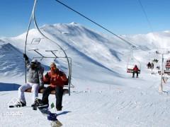 پیست اسکی آلوارس؛ مهم ترین پیست اسکی در استان اردبیل