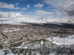 گشت و گذار زمستانی در استان کردستان