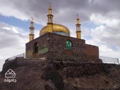 بازدید از امامزاده پیرمردان (ع)  در طرود