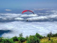 استان گلستان؛ سفر زمستانی در شرق دریای خزر