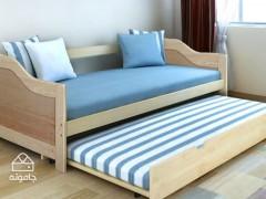 منزل زیباتر با راهکارهای ساده؛ تخت خواب های باحال