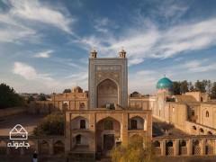آرامگاه شیخ احمد جامی؛ دردانه جام