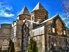 دیدنی های شهر ارومیه؛ از دریاچه ارومیه تا کلیسای تاریخی تکاب