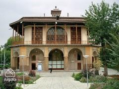 در دولت خانه صفوی، راهنمای گشت و گذار در دولت خانه صفوی قزوین