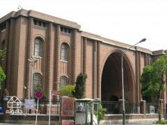 نگارستان ملی، راهنمای گشت و گذار در موزه هنرهای ملی ایران
