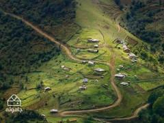 رکاب های ابری، راهنمای دوچرخه سواری از خلخال تا ماسوله