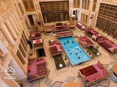 ماندن در خانه آفتاب، راهنمای اقامت در خانه های تاریخی شهر یزد
