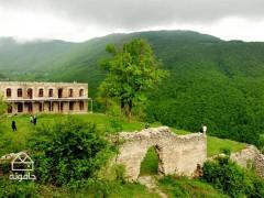 همسایه با ابر ورود، راهنمای سفر به روستای اشتبین در حاشیه رود ارس