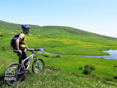 مسیر ساکت، راهنمای دوچرخه سواری از کلیشم تا املش