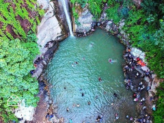 زمزمه آرام آب، راهنمای گشت و گذار در آبشارهای شیراباد استان گلستان