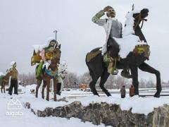شهرکرد؛ سفر به بام پر برف