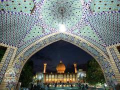راهنمای زیارت بارگاه حضرت شاهچراغ (ع) شیراز