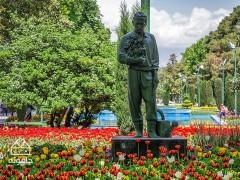 آشیانه صلح، راهنمای بازدید از موزه صلح تهران