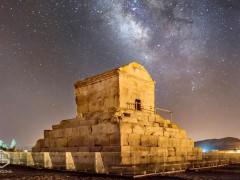 کوروش؛ شاه کشورها، امپراطور نیمی از زمین   7 آبان روز کوروش