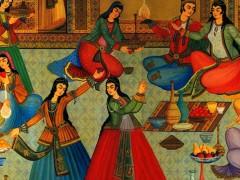 جشن ها و اعياد ایران باستان