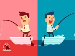 اصول پیشرفت در کسب و کارهای نوین؛ آبی یا قرمز؟