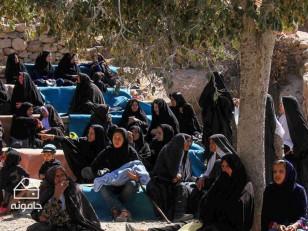 چگونگی زندگی ساکنین روستای صخره ای میمند در استان کرمان_2