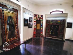 نقاشی از دیگر سو، راهنمای بازدید از موزه نقاشی پشت شیشه