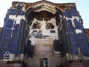 راهنمای گشت و گذار در مسجد کبود تبریز
