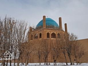 زنجان؛ شهره به برف و سرما