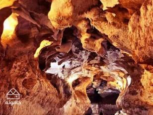 غار کتله خور زنجان ، بهشتی در دل کوه