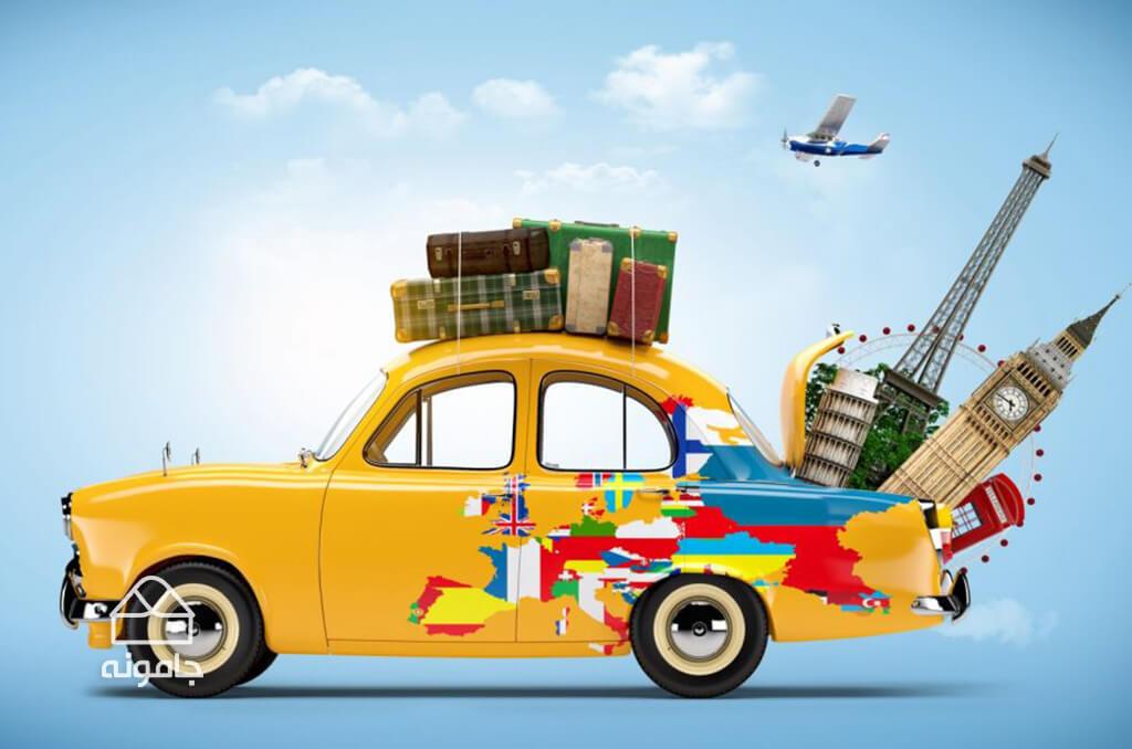 چرا سفر می کنیم؟