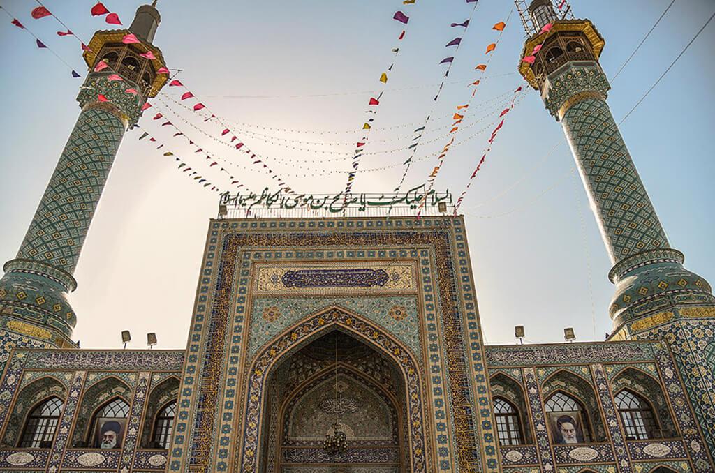 بارگاه امامزاده صالح(ع)